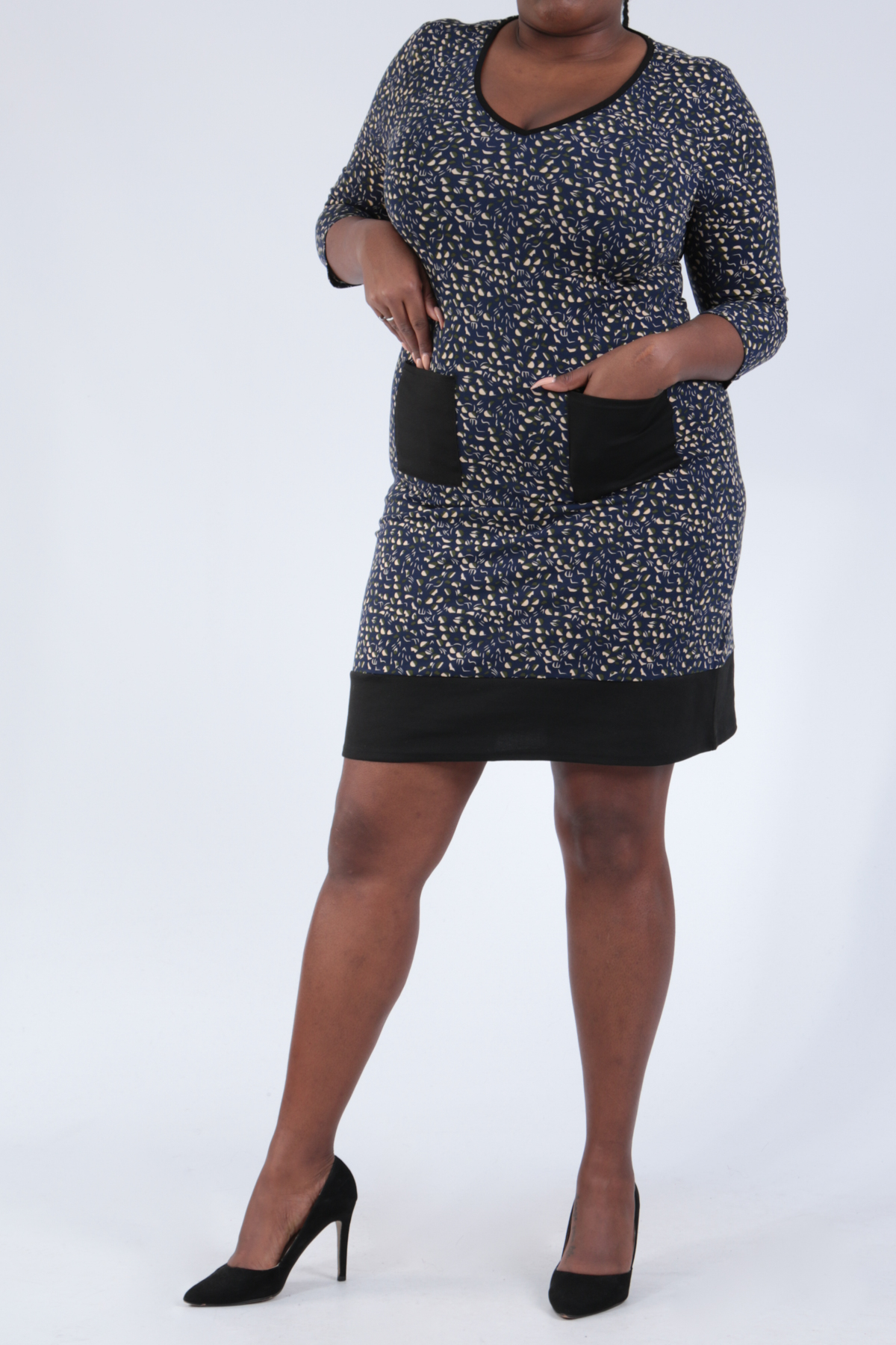 Robes & Combinaisons Femme Bleu For Her Paris (SHINIE) 2753GT #c eFashion Paris