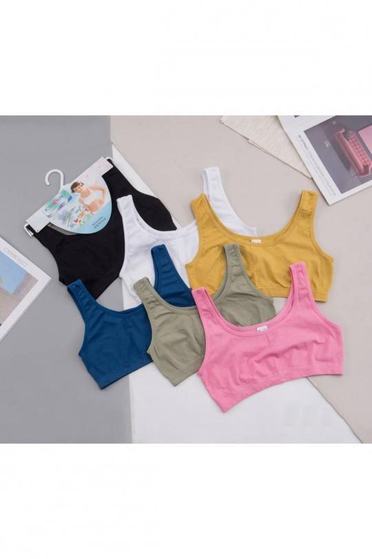 Sous-vêtements Enfant Couleurs mélangées PHENIX ROUGE (FENGYUN) 02-2054 eFashion Paris