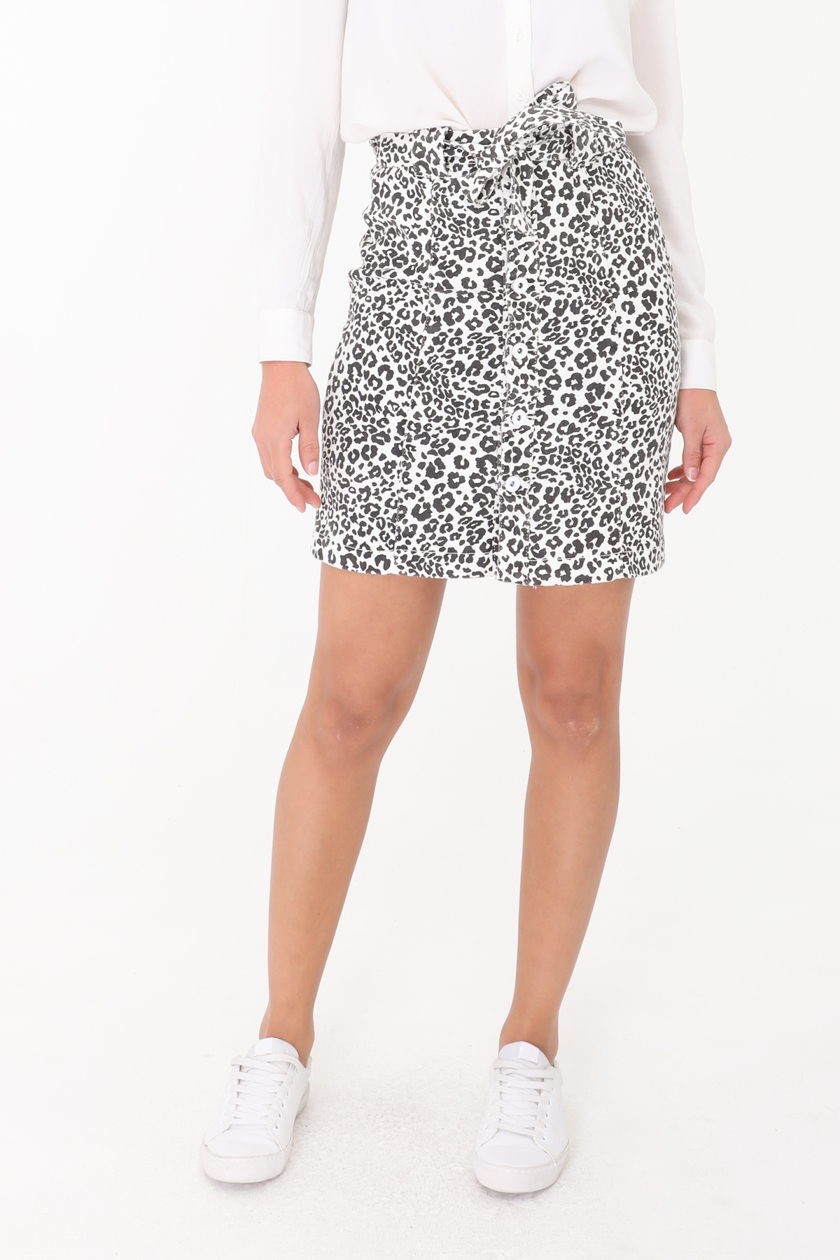 Jupes Femme Blanc Toxik3 C2042 #c eFashion Paris
