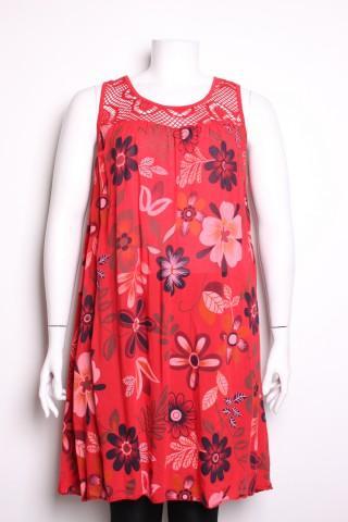Robes & Combinaisons Femme Rouge GO POMELO RBDT02 eFashion Paris