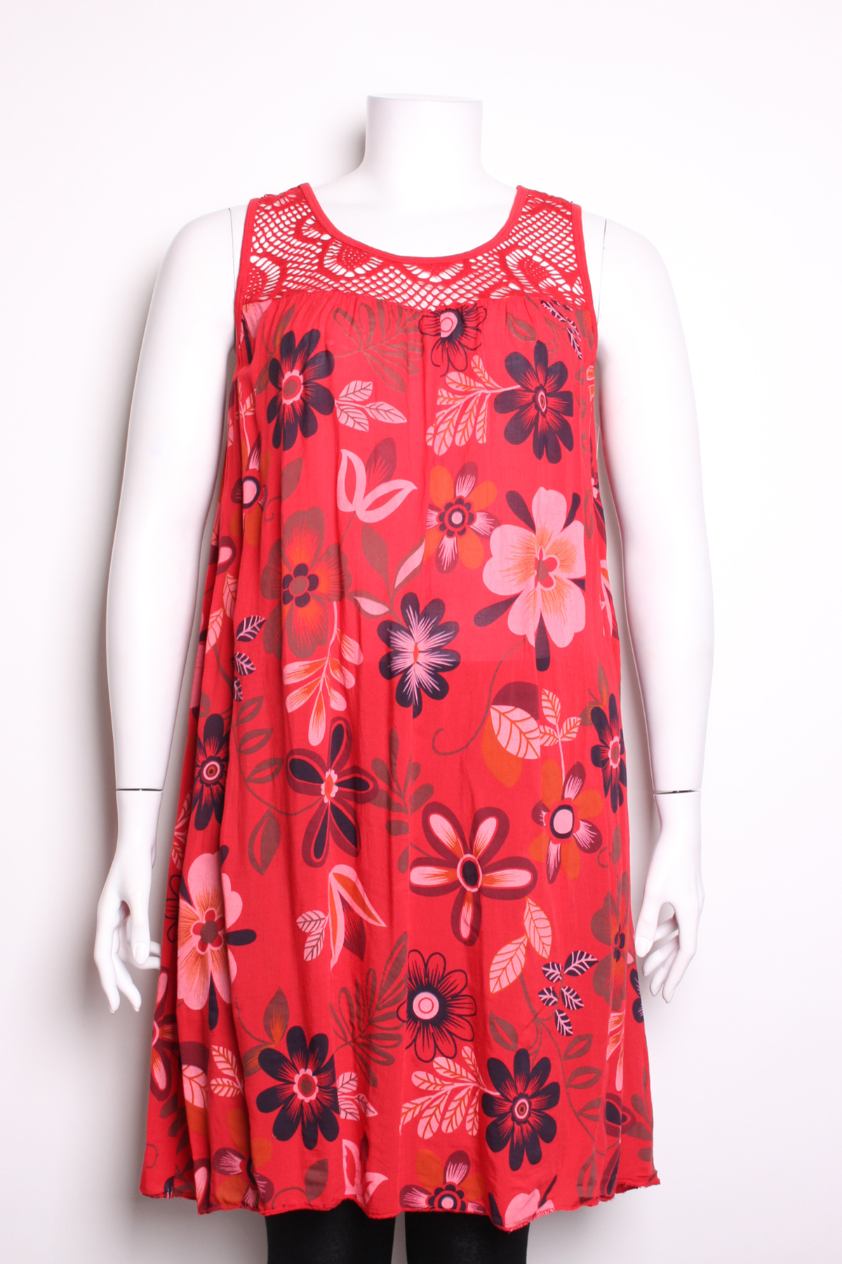 Robes & Combinaisons Femme Rouge GO POMELO RBDT02 #c eFashion Paris