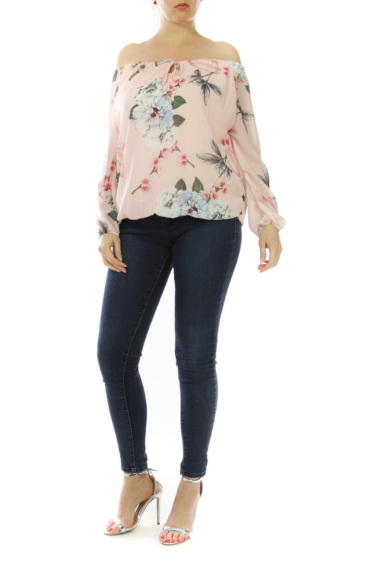 Tops & T-shirts Femme P19-ROSE GO POMELO