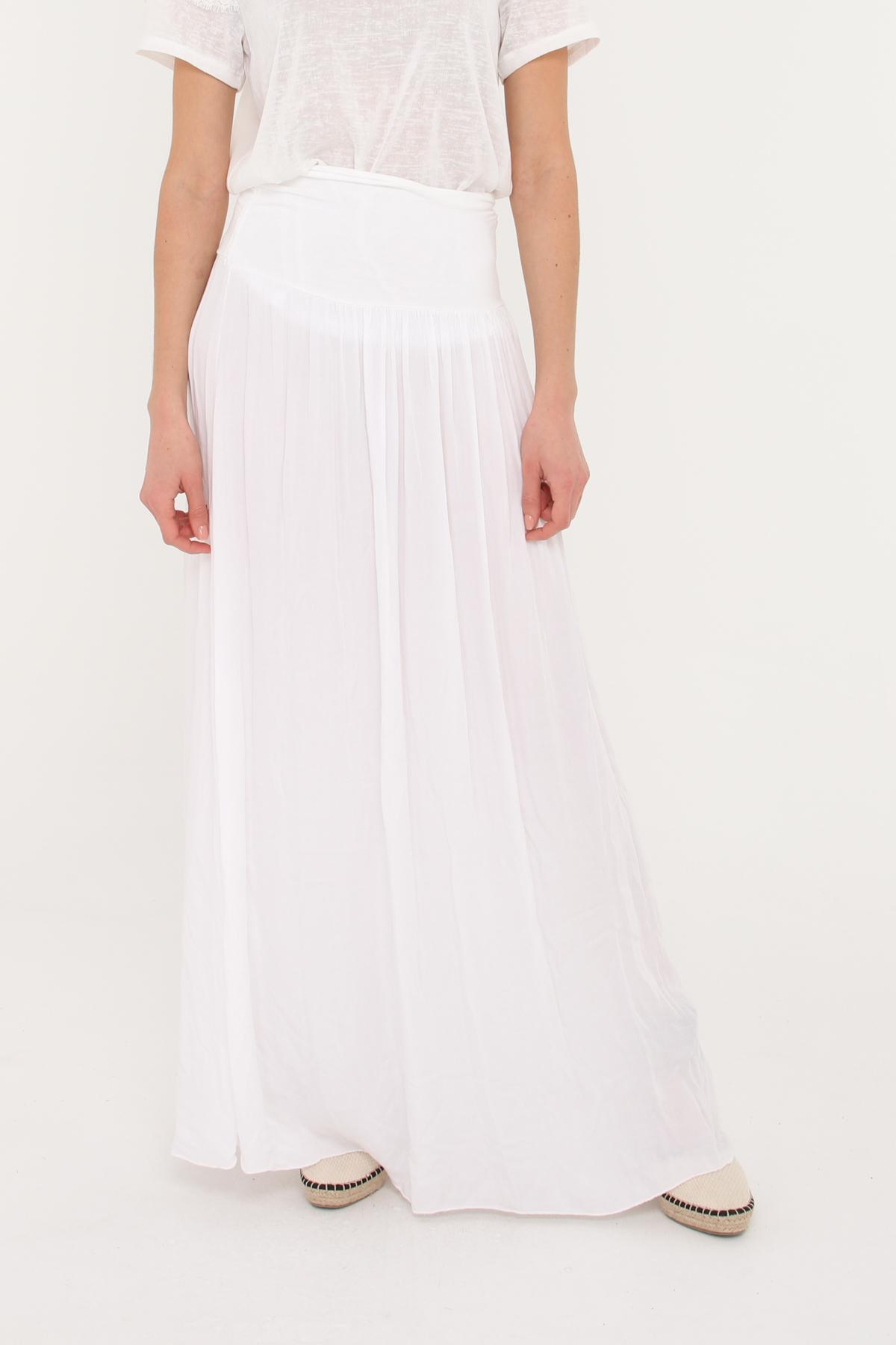 Jupes Femme Blanc GO POMELO JACIN #c eFashion Paris