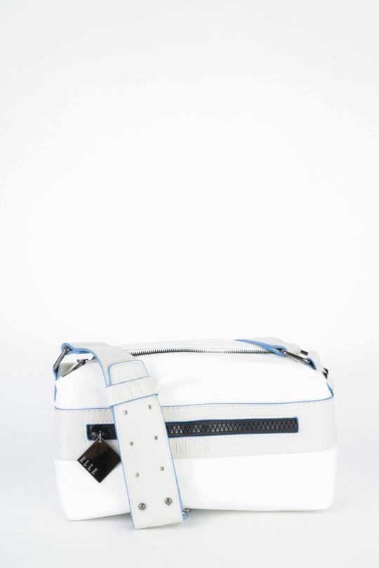 Sacs à bandoulière Maroquinerie Blanc Première Collection L5226 eFashion Paris