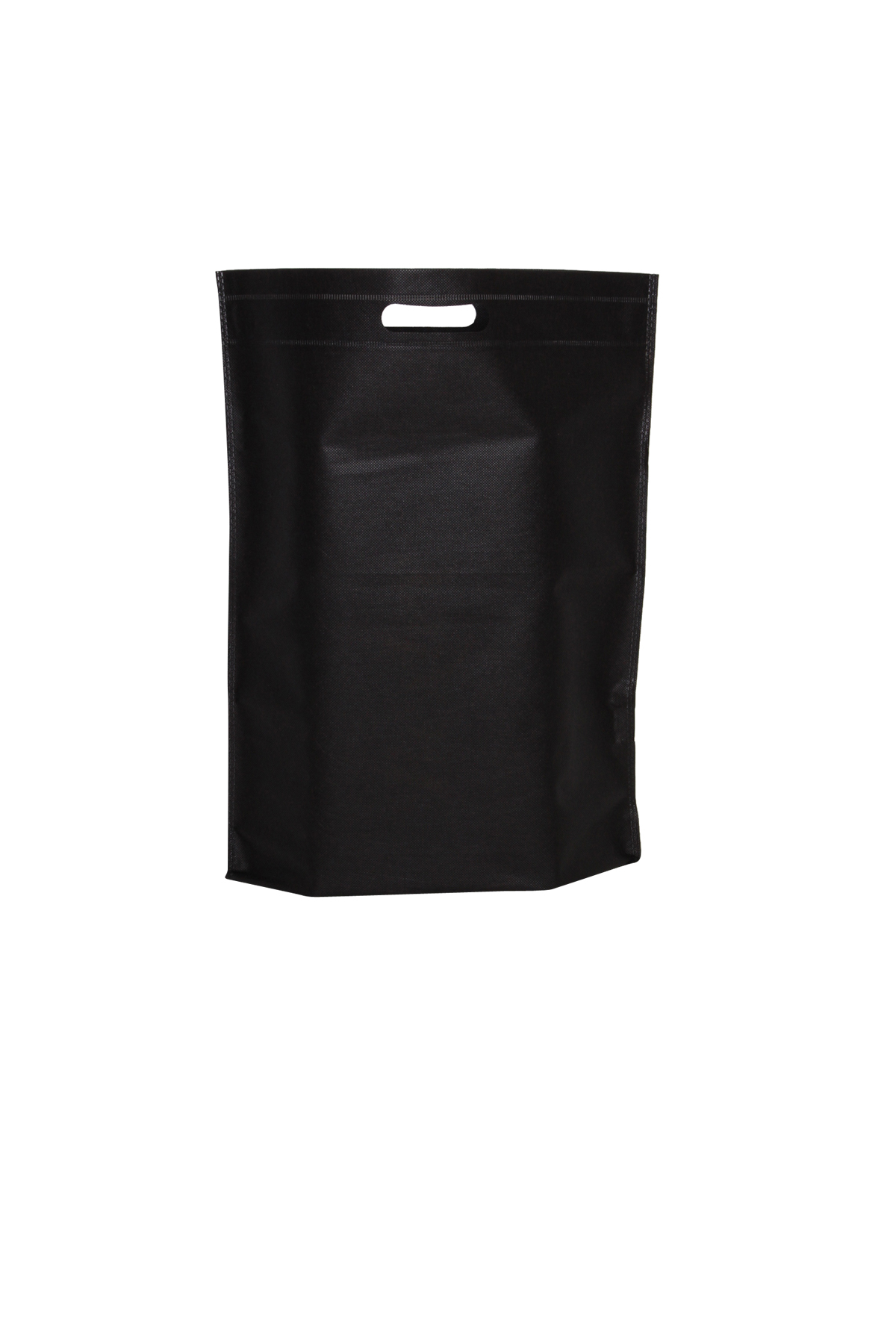 Cabas Maroquinerie Poignées-50x45x10-NOIR BAG 58
