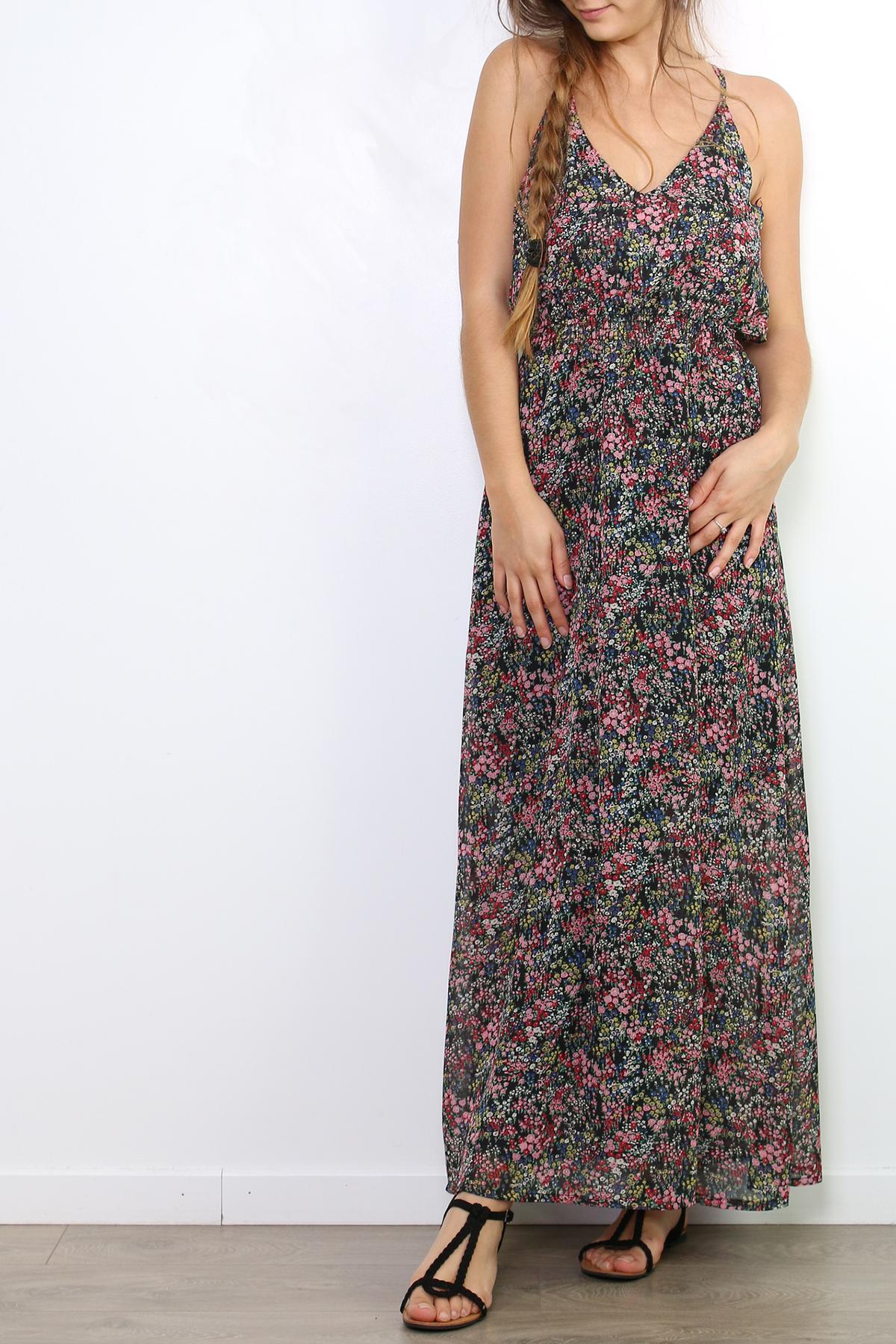Robes longues Femme Noir JOWELL JR7113 #c eFashion Paris