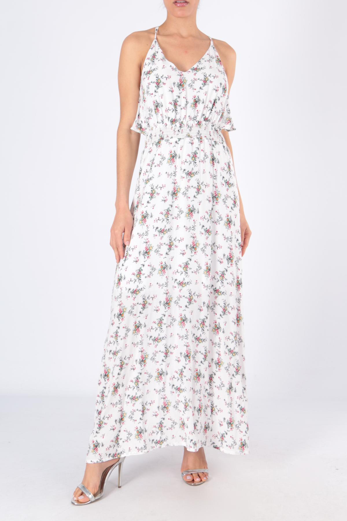 Robes longues Femme JR8101-BLANC JOWELL