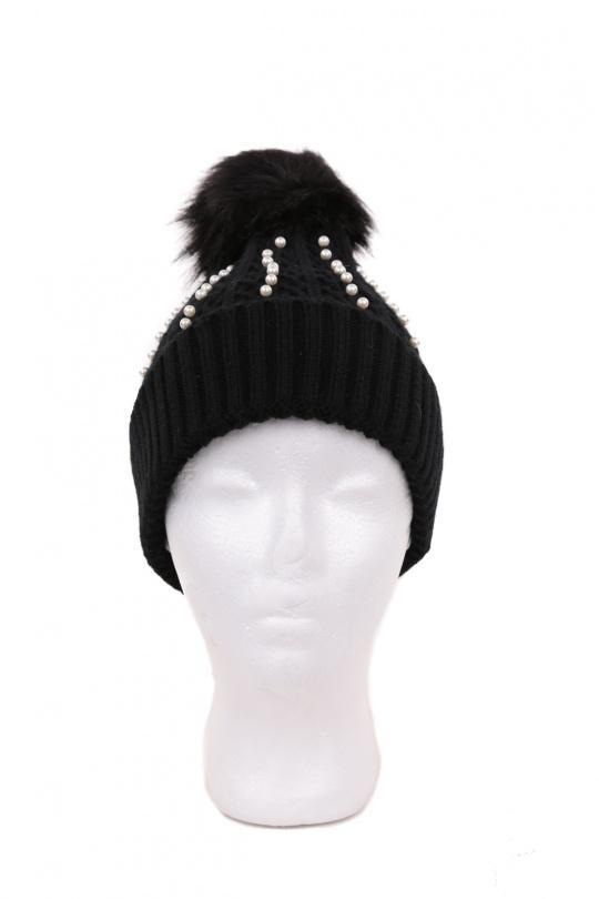 3d863876f60ac Bonnets Accessoires Couleurs mélangées KATHY MY-809 #c eFashion Paris