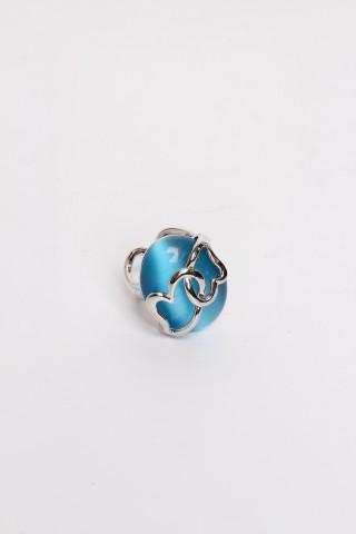 Bagues Accessoires Bleu BELLISSIMA 60BG02 eFashion Paris