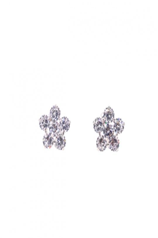 Boucles d'oreilles Accessoires Argent BELLISSIMA 103BO33 eFashion Paris