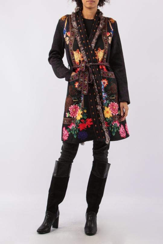 Chaquetas Mujer Multicolor 101 Idees F6106  c eFashion Paris ee5920669b97