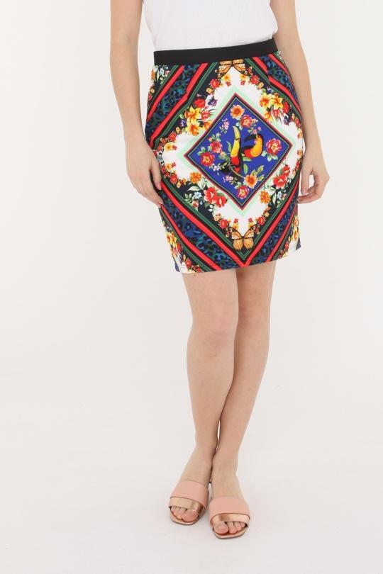 5ff5661c8a Faldas Mujer Multicolor 101 Idees J6908  c eFashion Paris