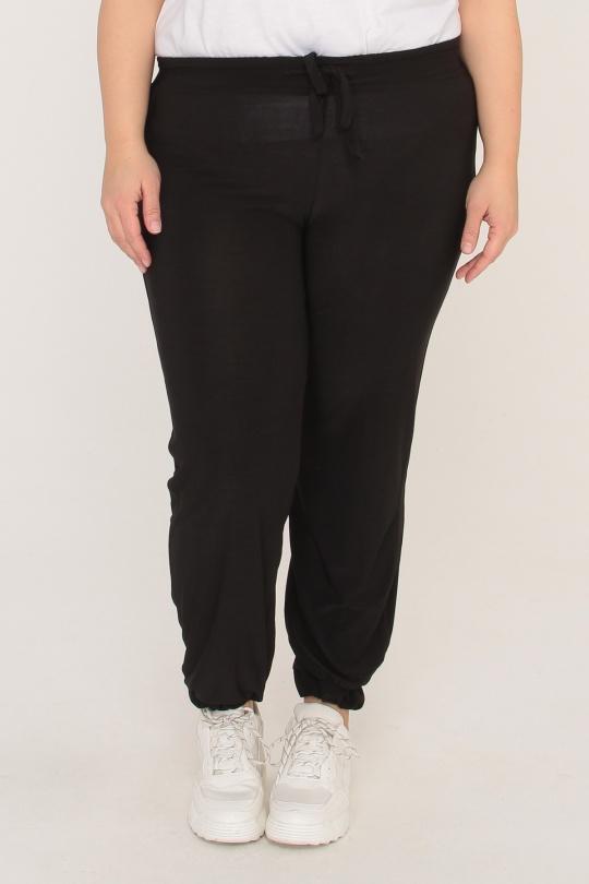 Pantalons Femme Noir 2W Paris P2063-2 eFashion Paris