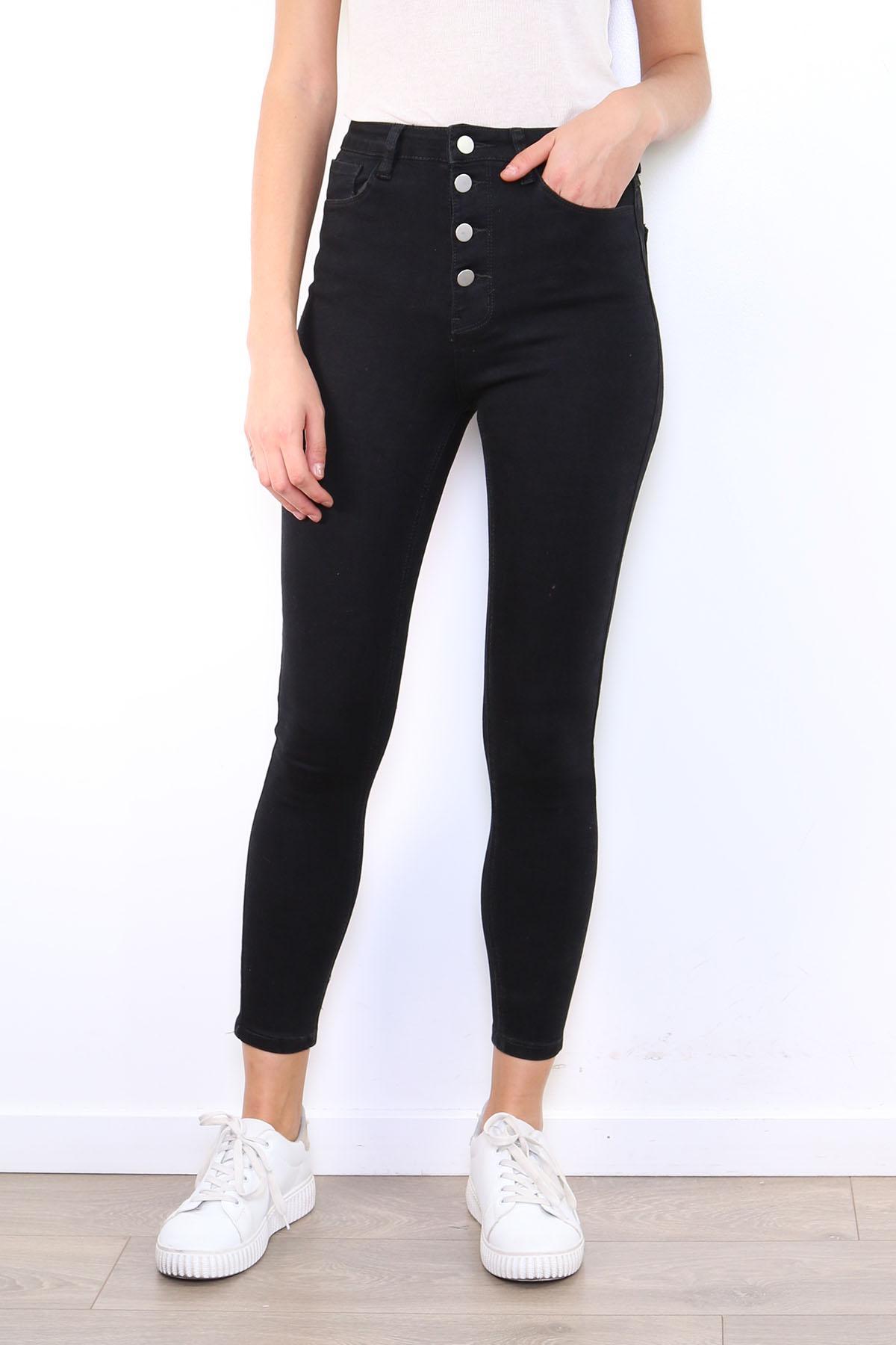 Jeans Femme 27960-NOIR Blue Rags