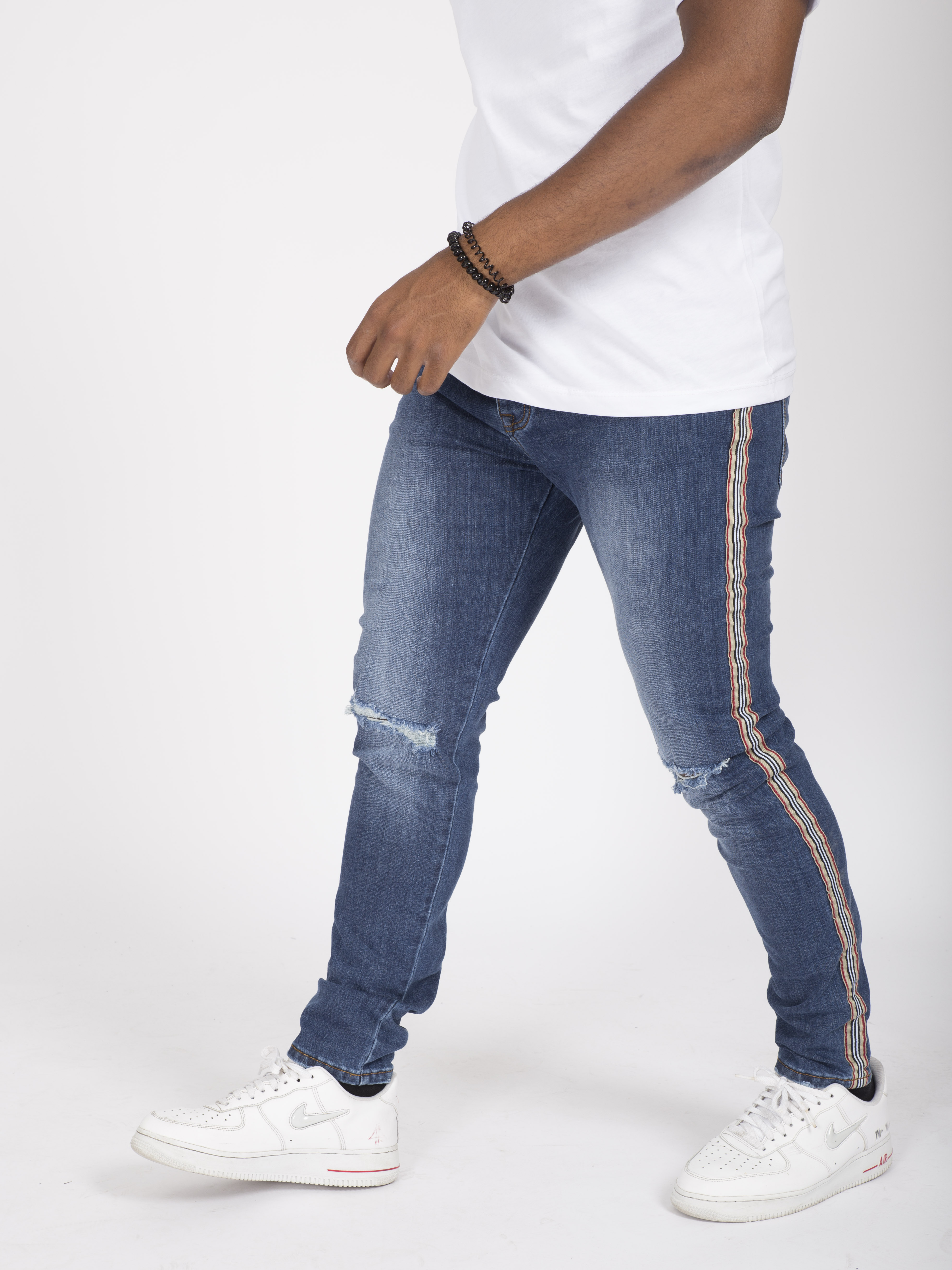 Jeans Homme Bleu AARHON A108 #c eFashion Paris