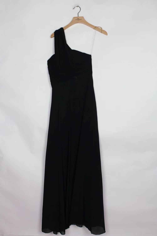 Robes longues Femme Noir Pink Boom 80022 #c eFashion Paris