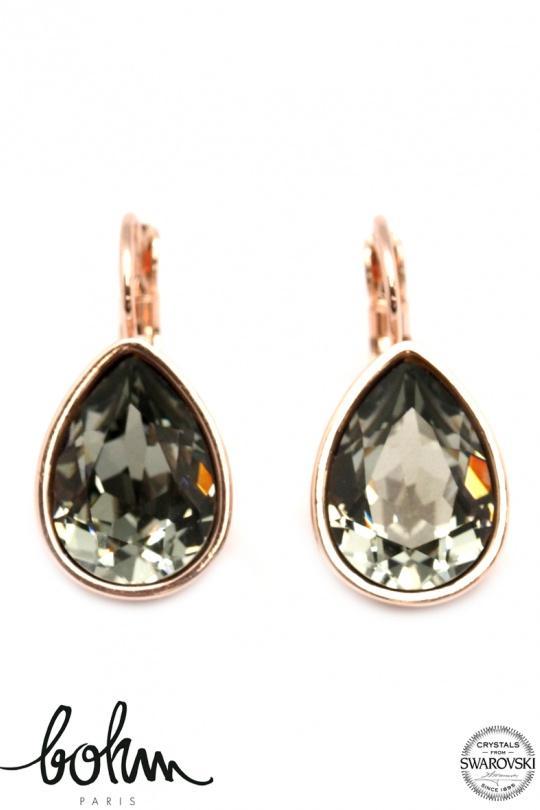Bohm Paris, Grossiste en bijoux ornés de cristaux de Swarovski ... d851335e06a0