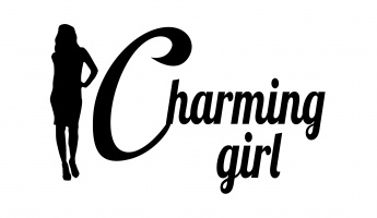 Charming Girl By Silia