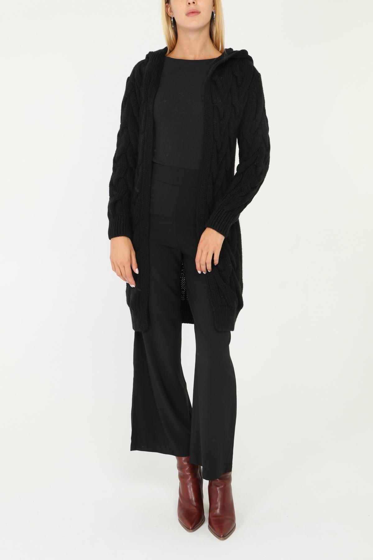 Gilets Femme Noir BELLE COPINE 3091 #c eFashion Paris
