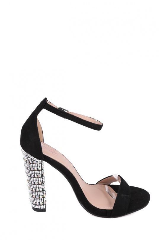 Escarpins Chaussures A1288-8-NOIR WILADY