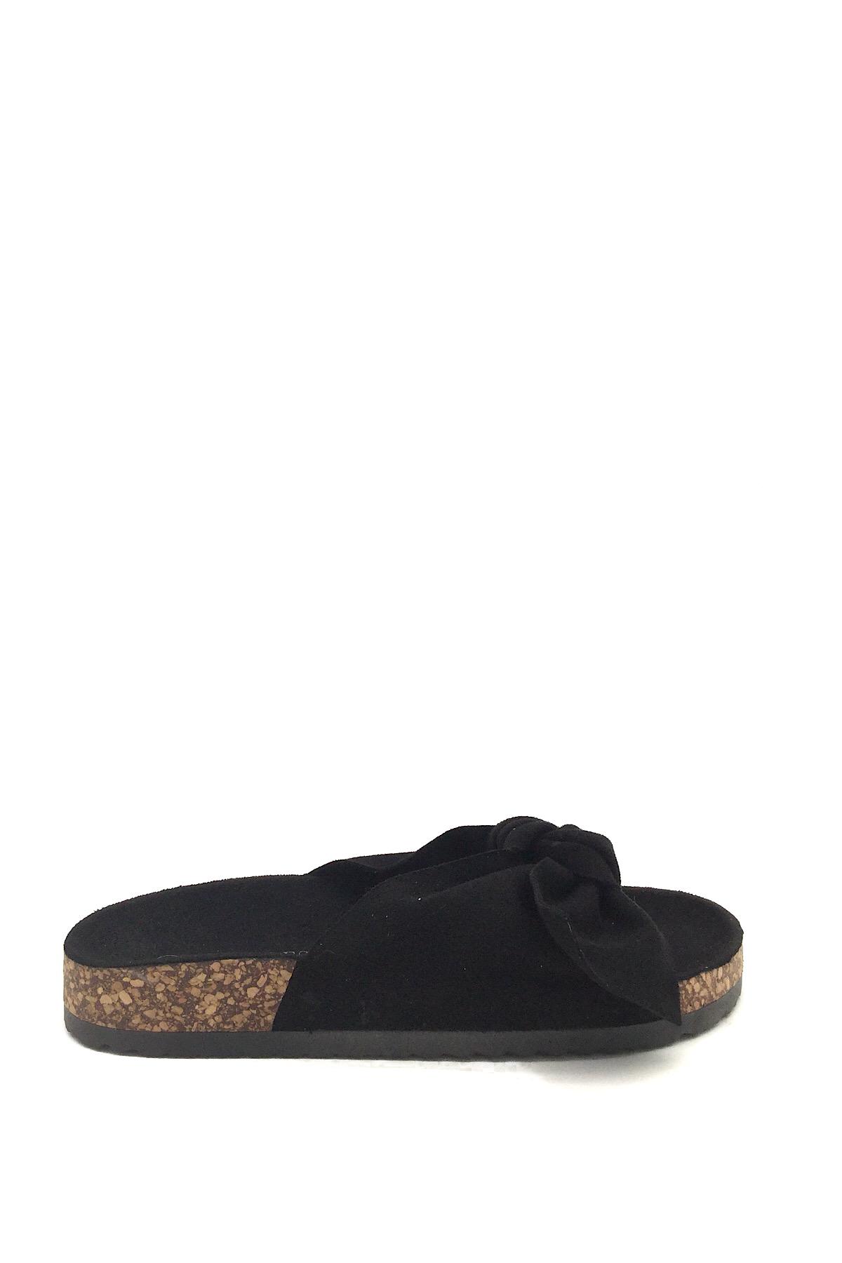 Sandales Chaussures Noir ML SHOES 1011-12 #c eFashion Paris