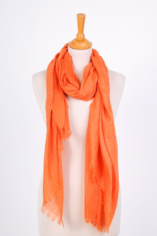 Foulards Accessoires Orange BEST ANGEL BA0439 eFashion Paris