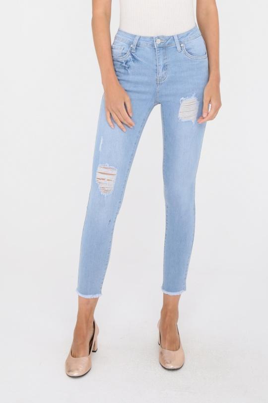 dd56856d25 Jeans Femme Bleu jean WE MOD A1067 #c eFashion Paris