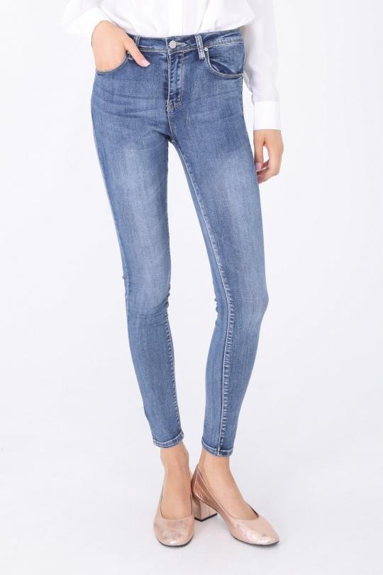 fe751f010a97d Jeans Femme Bleu jean WE MOD A1073 #c eFashion Paris