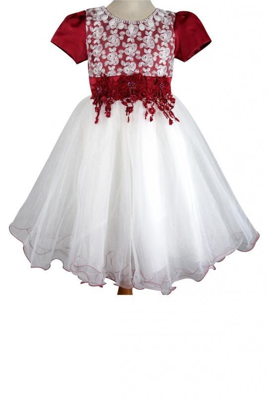 e441c3d1899 Robes Enfant Blanc KAYENNE 810  c eFashion Paris