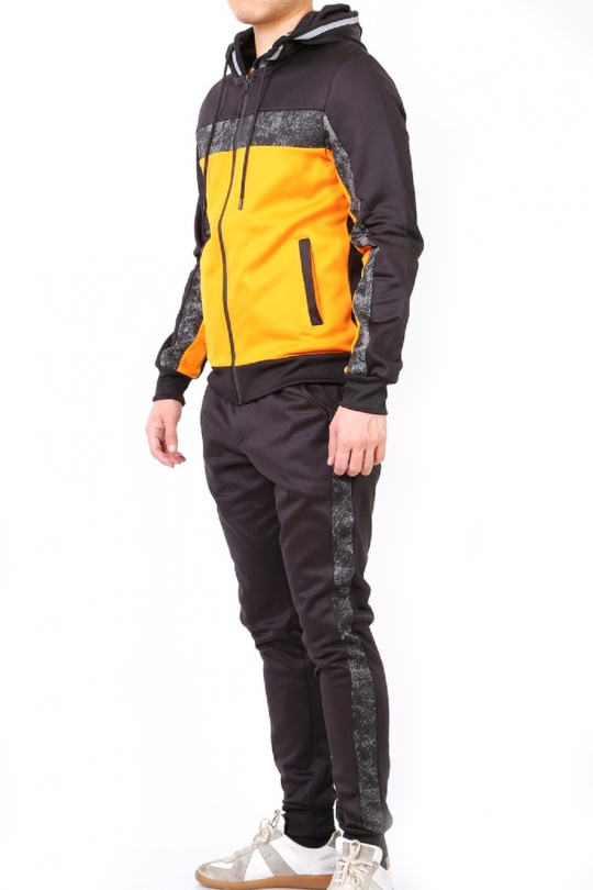 Ensembles Homme Noir/jaune KAYENNE DL110AB eFashion Paris