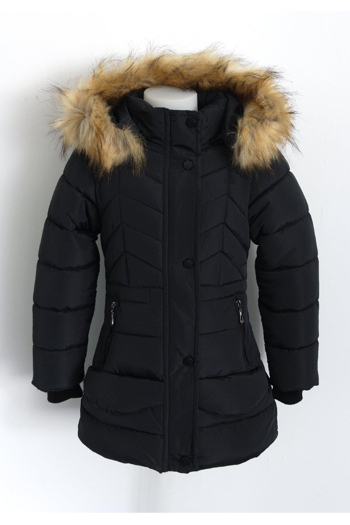 Vêtements extérieurs Enfant Noir KAYENNE A-8 #c eFashion Paris