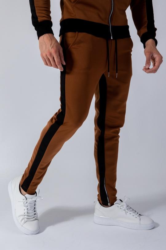 Pantalons Homme Camel FRILIVIN 1554 eFashion Paris