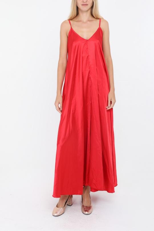 Robes longues Femme Rouge KAIA 20200 eFashion Paris