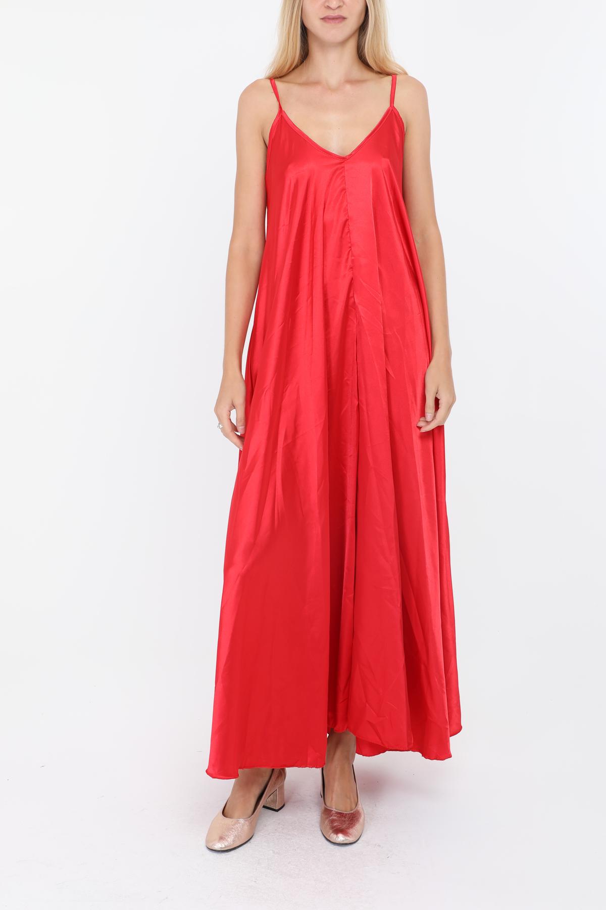 Robes longues Femme Rouge KAIA 20200 #c eFashion Paris