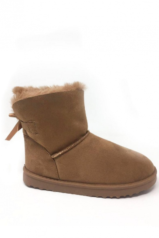 Bottines Chaussures Camel OWL BY LIN RT809 eFashion Paris