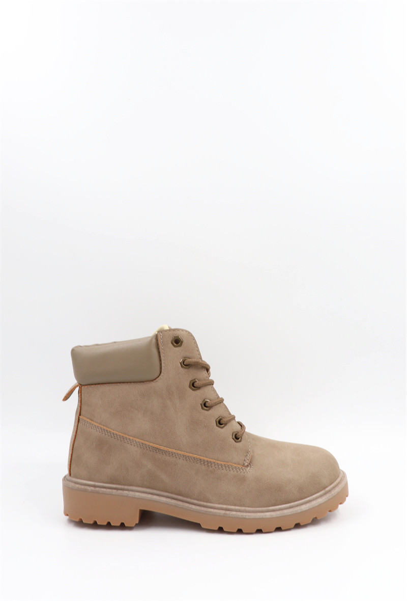 Bottines Chaussures Taupe JANNI JANNI YJ-G3 #c Efashion Paris