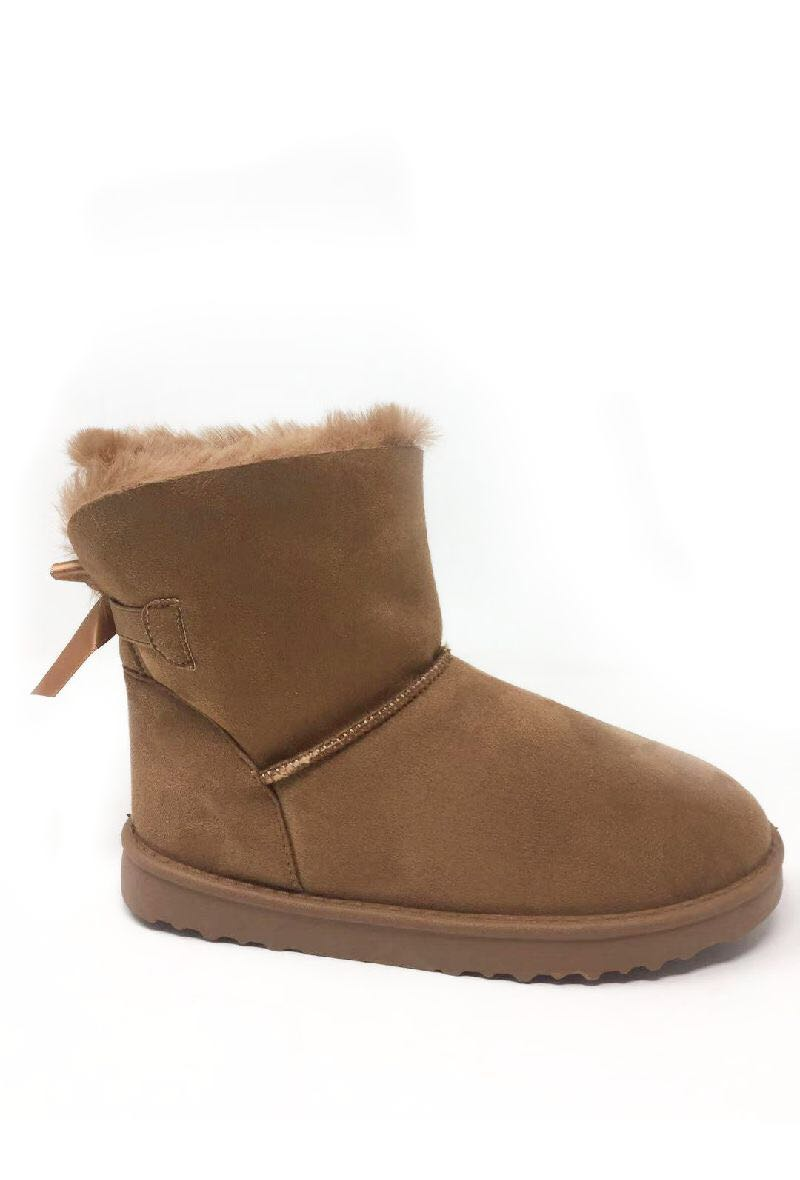 Bottines Chaussures Camel OWL BY LIN RT809 #c eFashion Paris