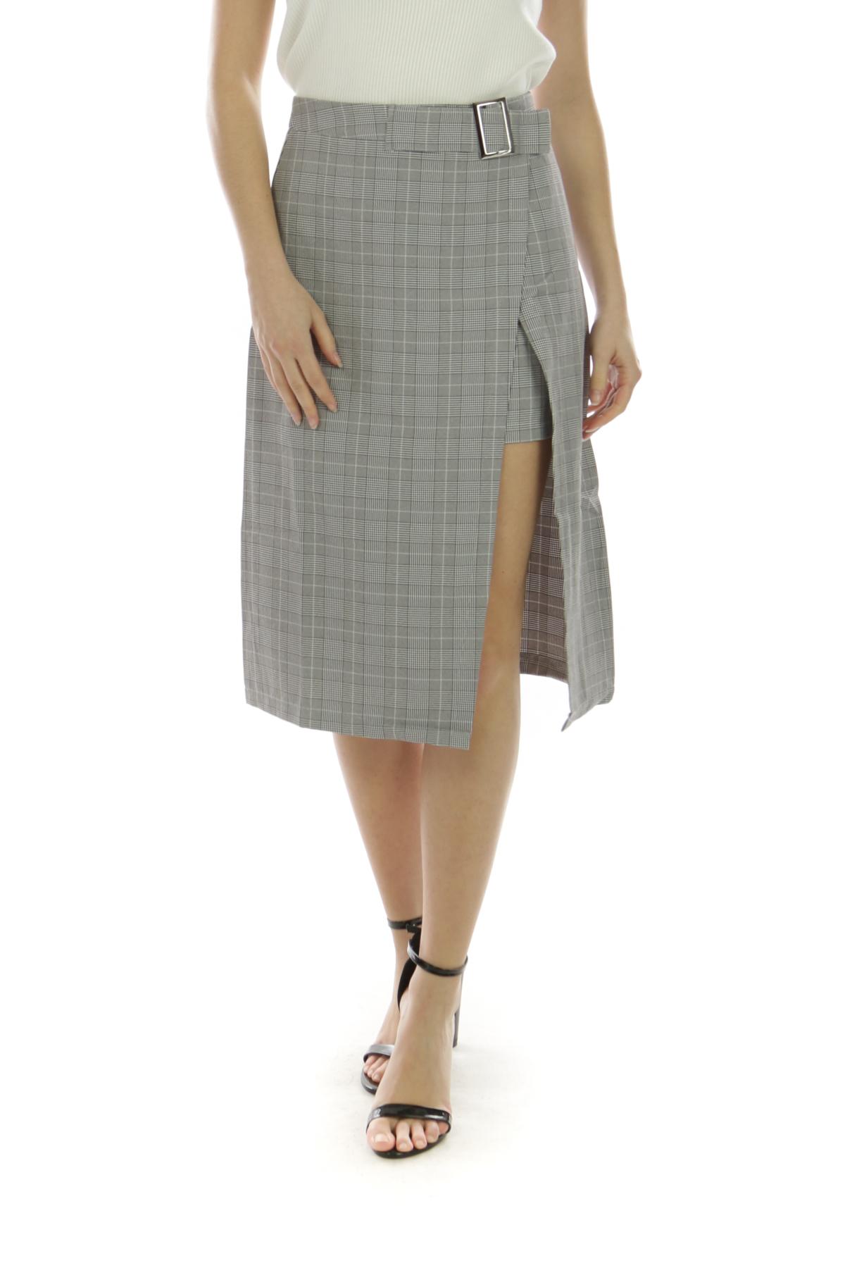Skirts Women 3353-NOIR Luc-ce