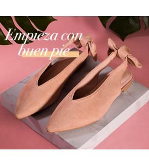 Selección zapatos de verano