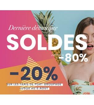 -20% sur tout le catalogue