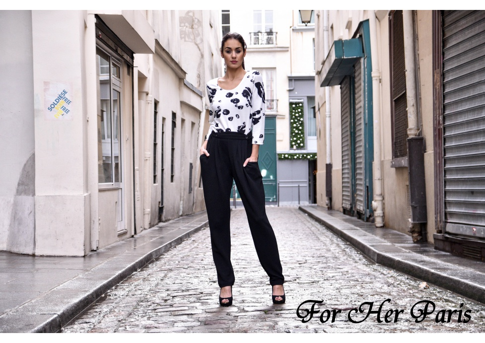 Lookbook For Her Paris (SHINIE) Printemps / Été 2018 #454